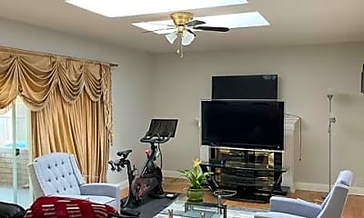 Living Room, 1016 November Dr, 1