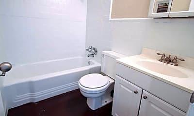 Bathroom, Eastside Commons, 2