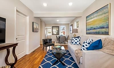 Living Room, 25 Aubrey St, 0
