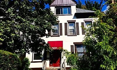 Building, 5431 Stanton Ave, 1