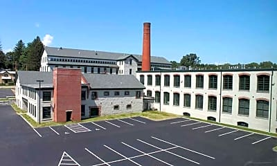Building, Harris Mill, 2