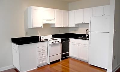 Kitchen, Sydnor Flats, 1
