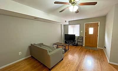 Living Room, 8413 Alameda Ct 62, 1