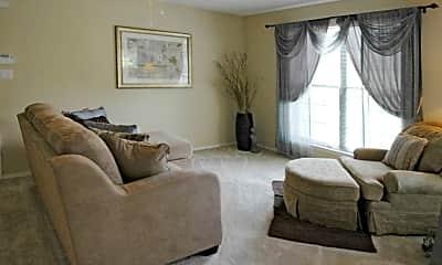 Living Room, Three Lakes, 1