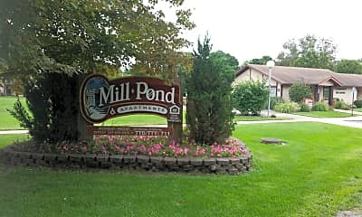 Mill Pond Apartments, 1