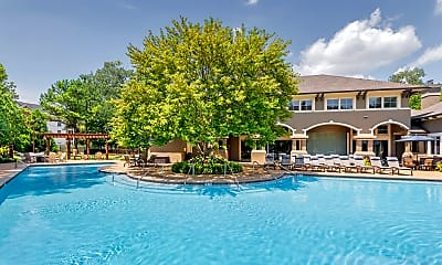 Pool, The Estates at River Pointe, 1