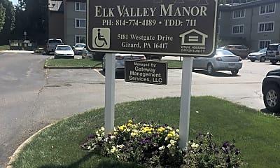 Elk Valley Manor, 1