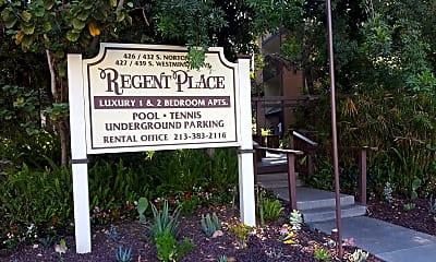 Regency Place, 1