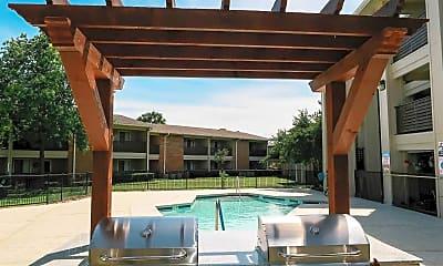 Pool, Montclair Estates, 0