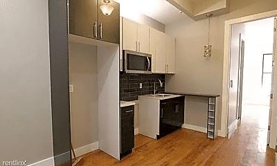 Kitchen, 17 Locust St, 1