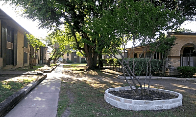 Building, Spanish Timbers, 1