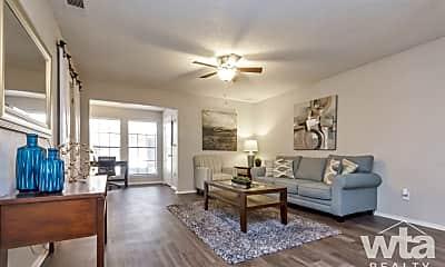 Living Room, 7920 San Felipe Blvd, 1