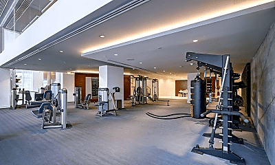 Fitness Weight Room, 218 N New River Dr E, 2