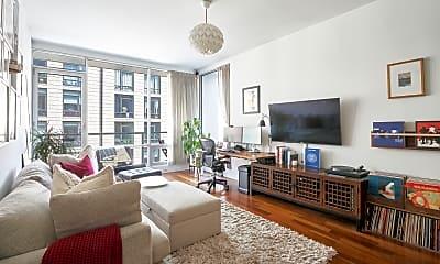 Living Room, 170 N 11th St 3-D, 1