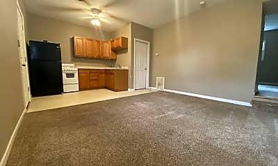 Living Room, 723 Osborn Dr, 0