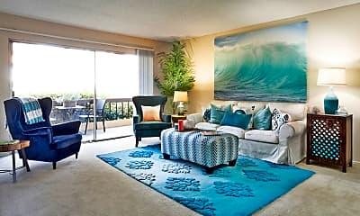 Living Room, Casa Monterrey Apartment Homes, 0