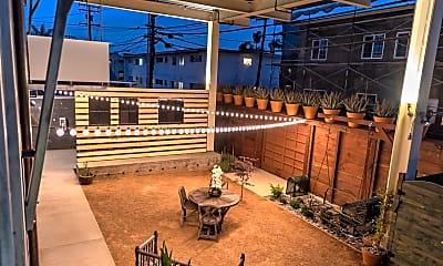 Patio / Deck, 3586 Adams Avenue, Unit 02, 0