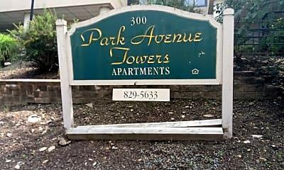 Park Avenue Towers, 1