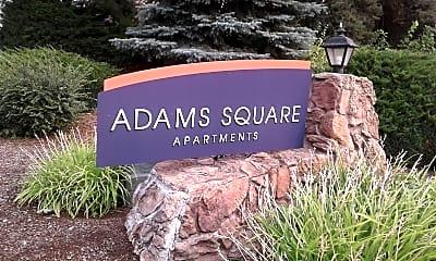 Adams Square Apartments, 1