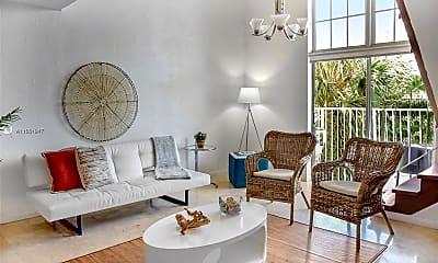 Living Room, 303 Galen Dr 305, 1