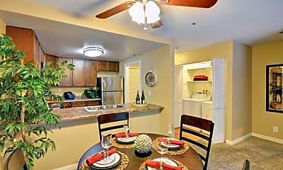 Dining Room, Rising Glen, 2