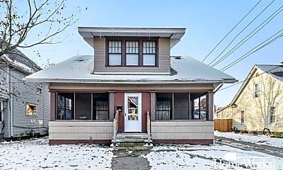 Building, 902 E Bowman St, 0