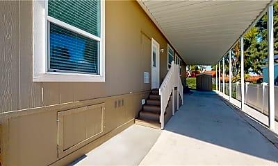 Patio / Deck, 3595 Santa Fe Ave 227, 2
