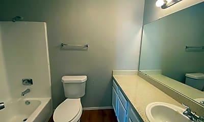 Bathroom, 9696 Walnut St 1805, 2