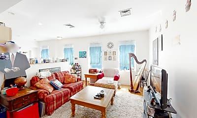Living Room, 246 Market Street, 2