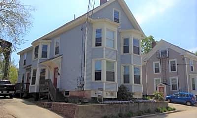 Building, 21 Pierce St, 0