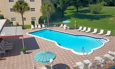 Pool, 1045 Country Club Dr 301, 0