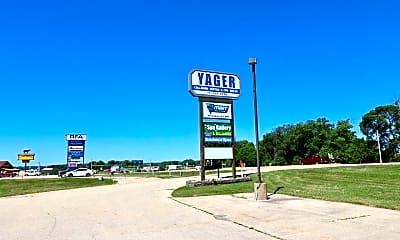 Community Signage, 4478 Dodge St, 2