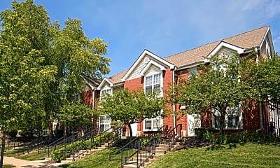 Building, Longfellow Heights, 1