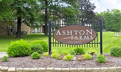 Community Signage, Ashton Farms, 2