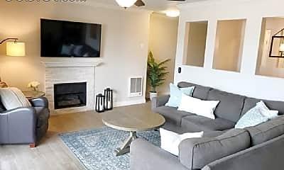 Living Room, 4705 Marina Dr, 1