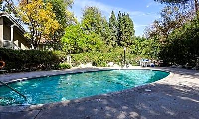 Pool, 7131 Farralone Ave 31, 2