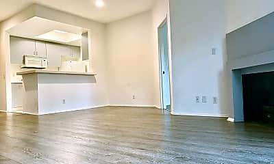 Living Room, 1234 N Las Palmas Ave, 1