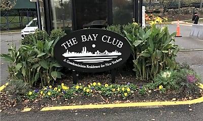 Community Signage, 1 Bay Club Dr 19K, 0