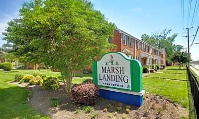 Community Signage, 3817 George Washington Hwy, 0