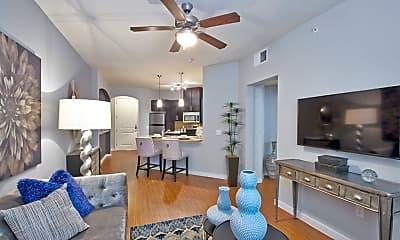 Living Room, 5627 Dyer St, 0