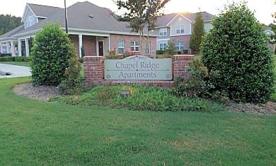 Chapel Ridge Apartments, 1