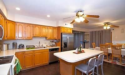 Kitchen, 109 W Camden Ave Unit A, 2