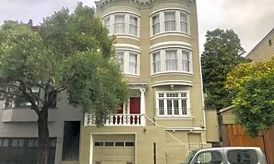 Building, 2818 Sacramento St, 0