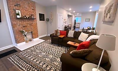 Living Room, 556 Berkeley Rd 558, 0