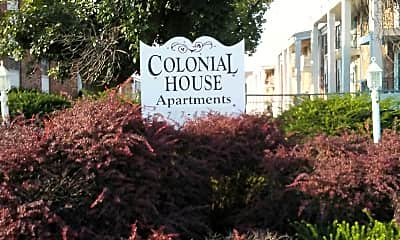 Colonial House Apartments, 1
