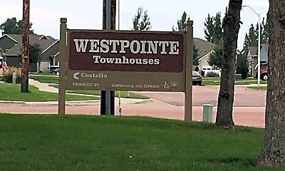 West Pointe Townhomes, 1