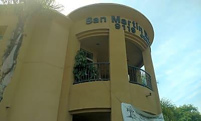 San Martin De Porras, 1