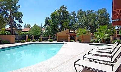 Pool, Aztec Springs, 0
