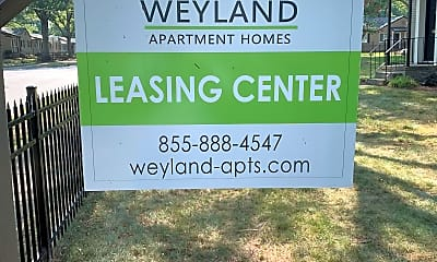 Weyland Apartments, 1