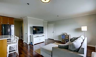 Living Room, 3759 Florida St 6C, 1
